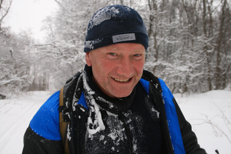 Frank Schulz - es gibt nichts schöneres als Skifahren!
